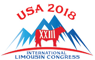 International Limousin Congress 2018 Logo